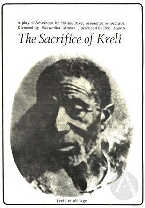 Article on <i>The Sacrifice of Kreli</i> by Fatima Dike