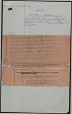 Minutes re: Second Meeting of Committee on Colonial Immigrants, July 22, 1959