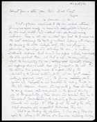 JGF to Edward Clodd, 14 Dec 1918