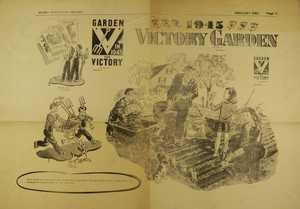 1945 Victory Garden