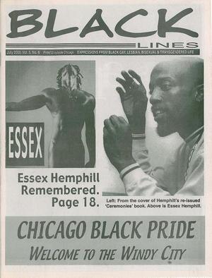 BLACKlines, Vol. 5 no. 6, July 2000