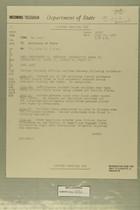 Telegram from Edward B. Lawson in Tel Aviv to Secretary of State, July 27, 1956