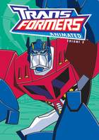 Transformers Animated, Vol. 3