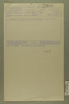 DA Intelligence Report re: Statement by UN Information Officer in Jerusalem, July 19, 1954