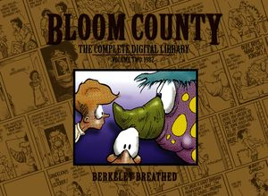 Bloom County, The Complete Digital Library, Volume Two: 1982