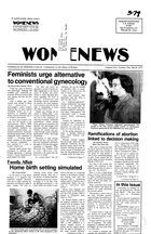 Womenews San Francisco, vol. 4 no. 1, March 1979