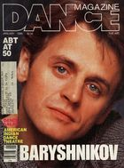 Dance Magazine, Vol. 64, no. 1, January, 1990
