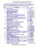 Credentials Office - Credentials Planning Program - Preliminary List of Organizations, April 13, 1967