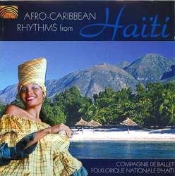 Afro Caribbean Rhythms from Haiti Cover Art