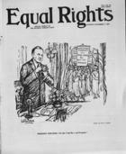 Equal Rights, Vol. 01, no. 40, November 17, 1923