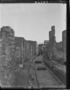 [street in Pompeii?]