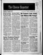 Cheese Reporter, Vol. 89, No. 16, Friday, December 10, 1965