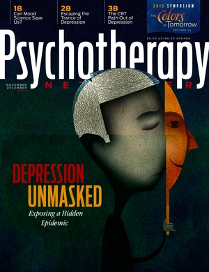 Psychotherapy Networker, Vol. 38, No. 6, November-December 2014
