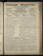 Cheese Reporter, Vol. 55, no. 43, Saturday, July 6, 1931