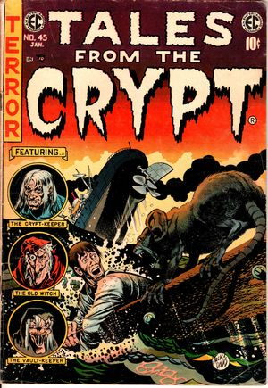 Tales from the Crypt no. 45