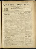 Cheese Reporter, Vol. 60, no. 31, Saturday, April 4, 1936