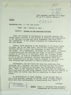 Letter from Charles H. Mace to Roy Little re: Payment to Pan American Airlines, May 29, 1963