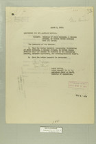 Memo from Henry Jervey re: Wounding of Julio Carrazco, a Mexican Citizen, by United States Soldiers Near Los Adobes, March 4, 1919