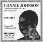 Lonnie Johnson Vol. 3 (1927-1928)