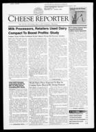 Cheese Reporter, Vol. 125, No. 43, Friday, May 4, 2001