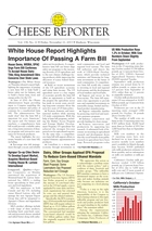 Cheese Reporter, Vol. 138, No. 22, Friday, November 22, 2013