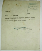 Copy of Memo re: Torrus Case and Inability of Puerto Rican-Born Employees to Prove Citizenship, January 16, 1931