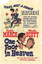 One Foot In Heaven (1941): Shooting script