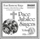 Pace Jubilee Singers Vol. 1 (1926-1927)