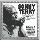 Sonny Terry Vol. 2 (1944-1949)