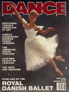 Dance Magazine, Vol. 66, no. 6, June, 1992