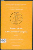 REPORTS OF STANDING COMMISSIONS, 1964-1967