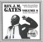 Rev. J.M. Gates Vol. 8 (1930-1934)