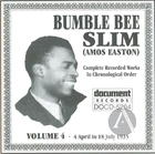 Bumble Bee Slim Vol. 4 1935