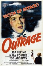 Outrage (1950): Shooting script