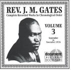 Rev. J.M. Gates Vol. 3 (Sept. - Nov. 1926)