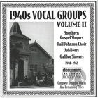 1940s Vocal Groups Vol. 2 (1940-1945)
