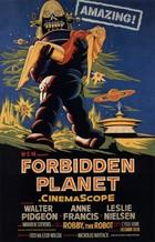 Forbidden Planet (1956): Continuity script