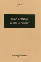 4th String Quartet, Sz. 91