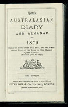 Diaries of George William Rusden, 1849-1879, Vol. 2