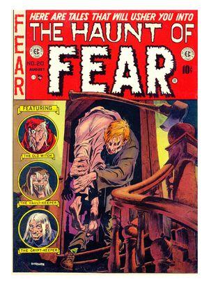 Haunt of Fear no. 20