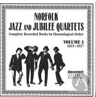 Norfolk Jazz And Jubilee Quartet Vol. 3 (1925-1927)