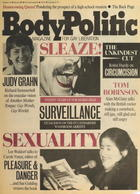 The Body Politic no. 112, March 1985