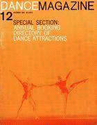 Dance Magazine, Vol. 33, no. 12, December, 1959