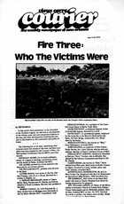 Fire Three: Who the Victims Were