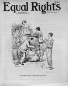 Equal Rights, Vol. 01, no. 24, July 28, 1923