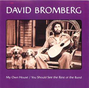David Bromberg: My Own House/You Should See The Rest Of The Band