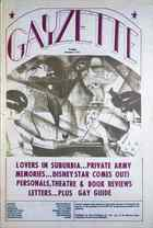 Gayzette - No. 17, September 1974