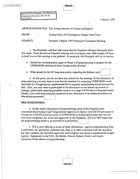 Balkan Task Force Memorandum re Probable Principals Committee Meeting March 3, 1995