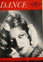 Dance (Magazine), Vol. 8, no. 3, August-September-October, 1940, Dance, Vol. 8, no. 3, August-September-October, 1940