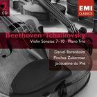 Beethoven: Violin Sonatas 7 - 10, Tchaikovsky: Piano Trio in A minor